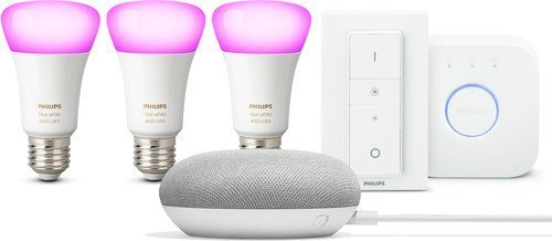 Bombillas inteligentes Phillips Hue