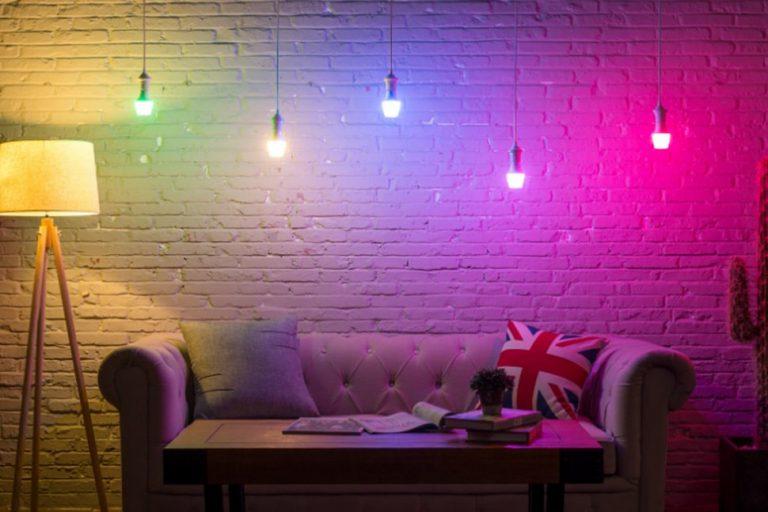 mejores bombillas inteligentes para google home y alexa
