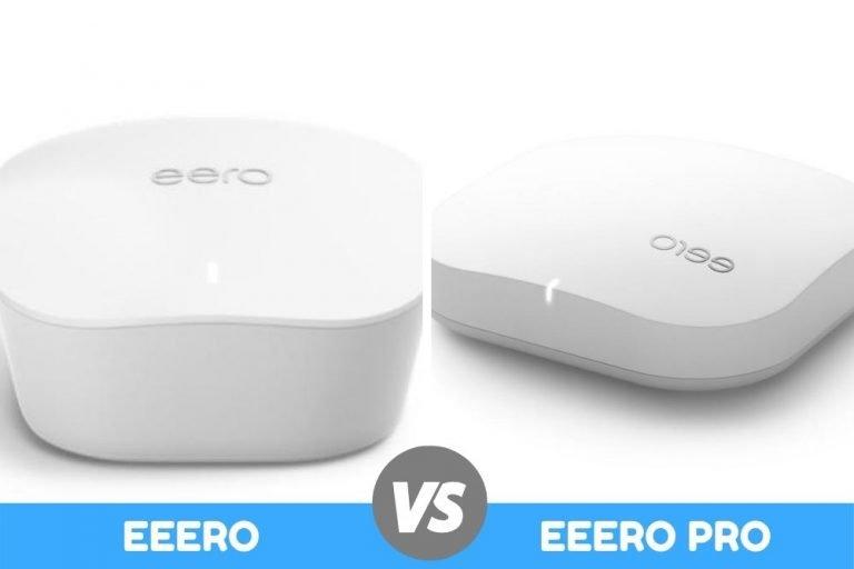 eero vs eero pro