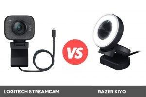 Logitech Streamcam vs Razer Kiyo