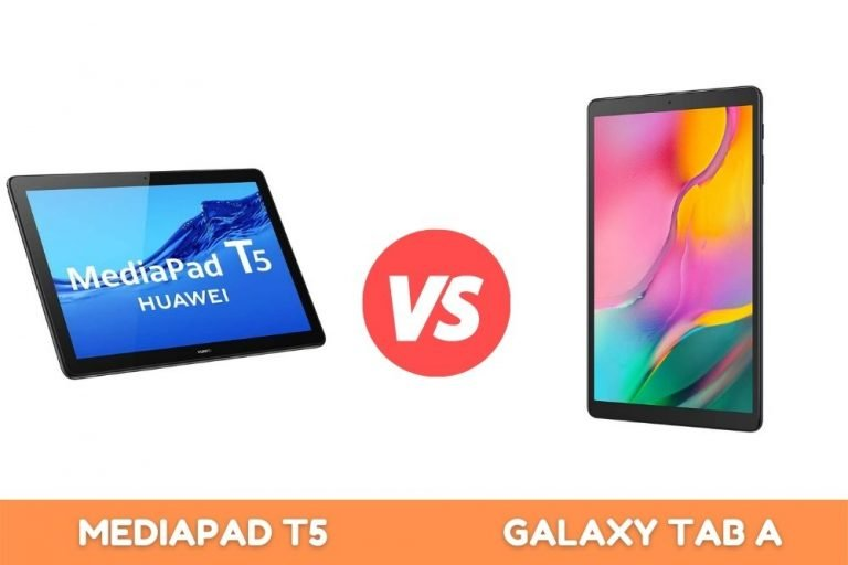 huawei mediapad 5 vs samsung galaxy tab A